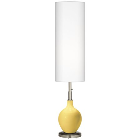 Color + Plus Daffodil Ovo Floor Lamp
