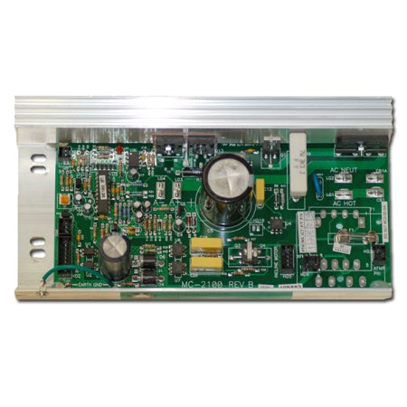 NordicTrack C2100 Treadmill Motor Control Board Model Number NTL10750 Part Number 248187 (Nordictrack C2100)