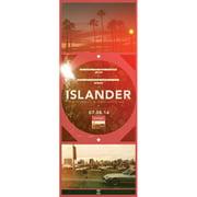 Islander - Concert Promo Poster