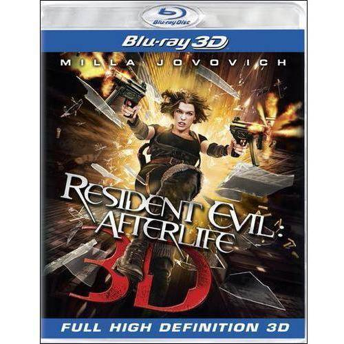 Resident Evil: Afterlife (3D) (Blu-ray) (Widescreen)