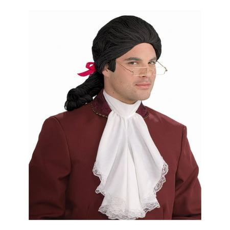 Halloween Black Historical Wig - Historical Halloween Photos