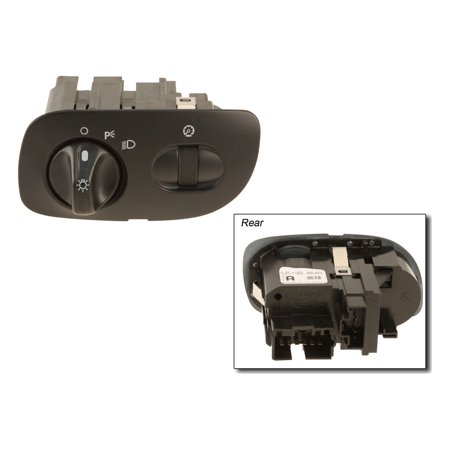 Motorcraft Headlight Switch SW5555 (Motorcraft Headlight Switch)