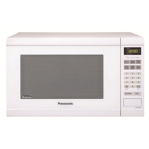 Horno Horno de microondas Panasonic NN-SN651W + Panasonic en Veo y Compro