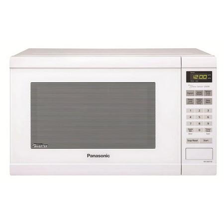 Panasonic Nn Sn651w Microwave Oven Walmart Com
