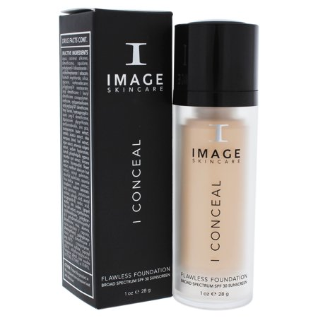 I Conceal Flawless Foundation SPF 30 - Porcelain by Image for Women - 1 oz