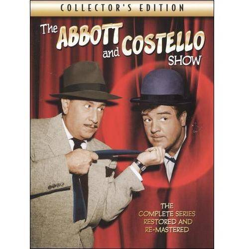 The Abbott And Costello Show: The Complete Series (Full Frame)