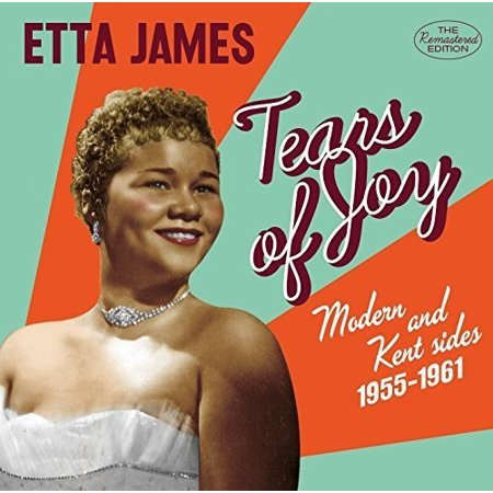 Tears Of Joy: Modern & Kent Sides 1956-1962 Etta James (Vinyl) (Limited Edition)