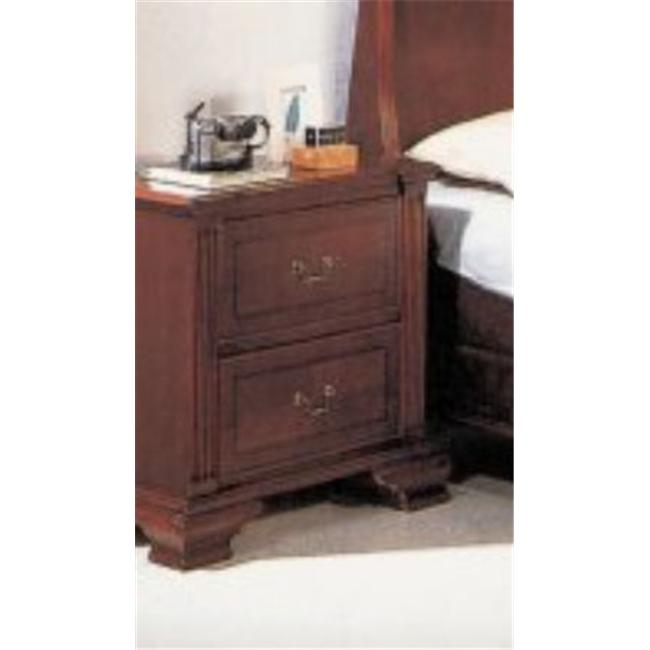 MYCO Furniture  2803N Audrey Night Stand