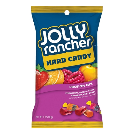 Hershey Foods Jolly Rancher  Hard Candy, 7 oz
