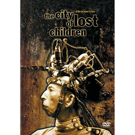 The City Of Lost Children (DVD)](City Of Apopka Jobs)
