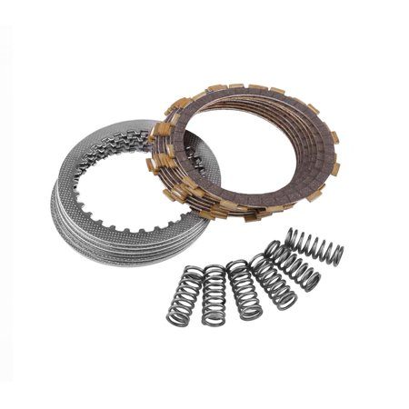 Heavy Duty Clutch Kit Includes Friction Plates Springs For Honda TRX450R 2004–2009 (Trx450r Clutch)