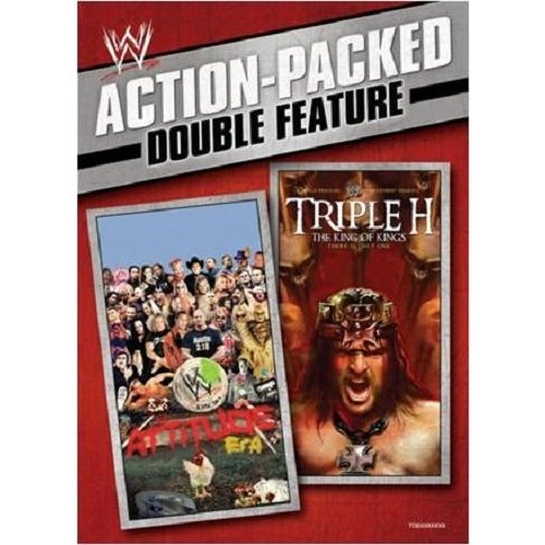 Attitude Era / Triple H: King of Kings (2 Pack)