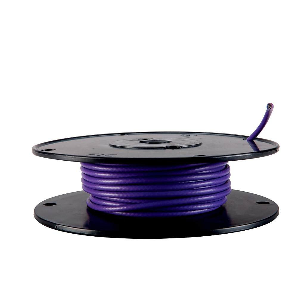 George L's .155 Cable 50' Purple