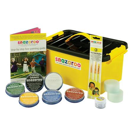 - Face Painting Starter Kit