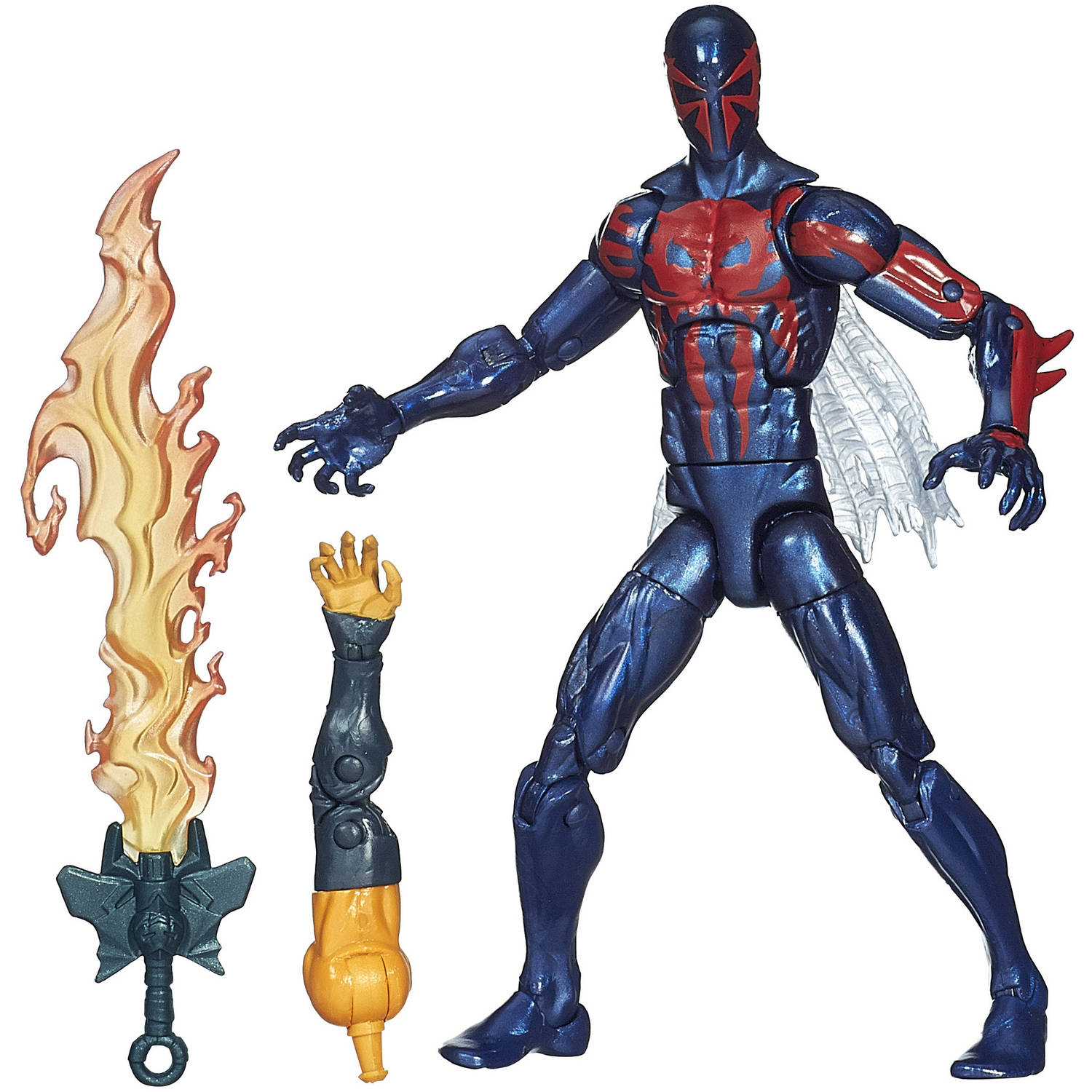 Marvel Legends Infinite Series Spider-Man 2099 Figure by