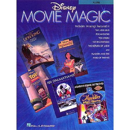 Movie Instrumental Solos Flute - Disney Movie Magic : Flute Instrumental Solos
