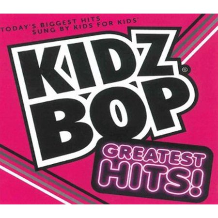 KIDZ BOP Greatest Hits! (CD) - Kidz Bop This Is Halloween