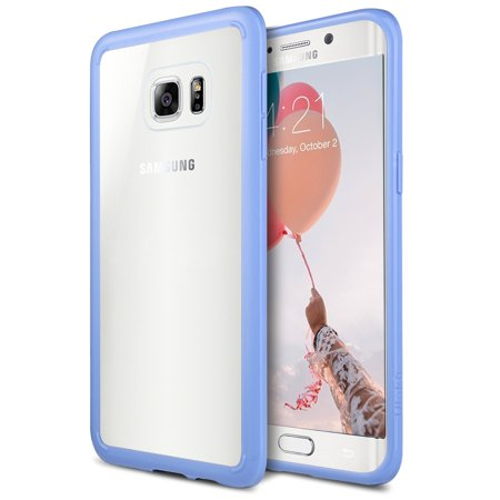Galaxy S6 Edge Plus Case, ULAK Clear Slim Shock Absorption Bumper Hard Case for Samsung Galaxy S6 Edge Plus - (Samsung Galaxy S6 Edge Plus Best Deals)