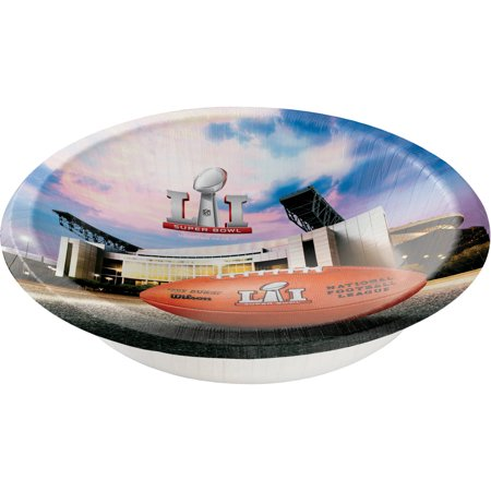 20 Oz Bowl 8 Ct Superbowl Li 51 Nfl Football Tailgating Party Super Bowl