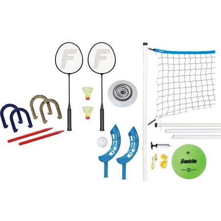 Franklin Sports Total Outdoor Fun 5 Combo Game