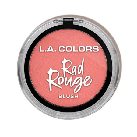 L.A. COLORS Rad Rouge Blush - Bodacious