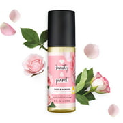 Love Beauty And Planet Vibrant Shine and Gloss Hair Oil Rose & Almond 4 oz