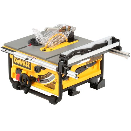 DEWALT DW745 15 Amp 10 in. Compact Job Site Table