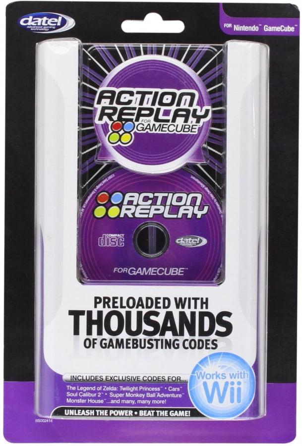 GameCube Action Replay - Walmart.com - Walmart.com