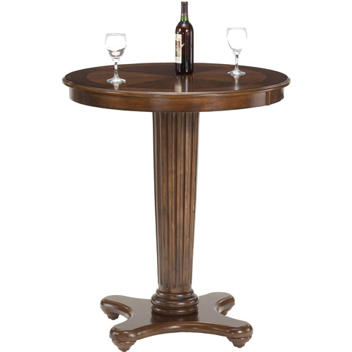 Hillsdale Furniture Ambassador Bar-Height Table Top, Rich Cherry Finish by Hillsdale Furniture LLC