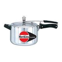 9d04a4a0b Product Image Hawkins Classic Aluminum New Improved Pressure Cooker, 5-Liter