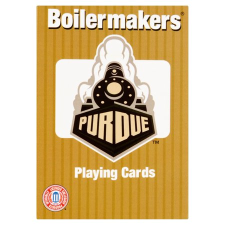 Boilermakers Purdue Playing Cards