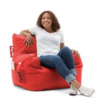 "Big Joe Bean Bag Chair, Multiple Colors - 33"" x 32"" x 25"""