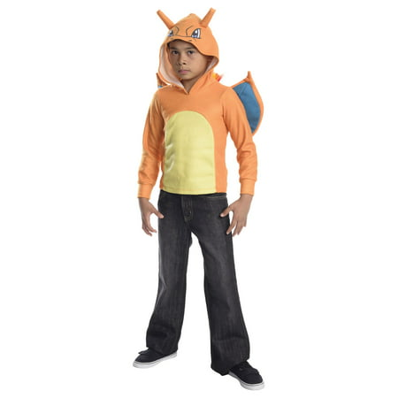 Pokemon Hoodies (Pokemon Boys Charizard Hoodie)