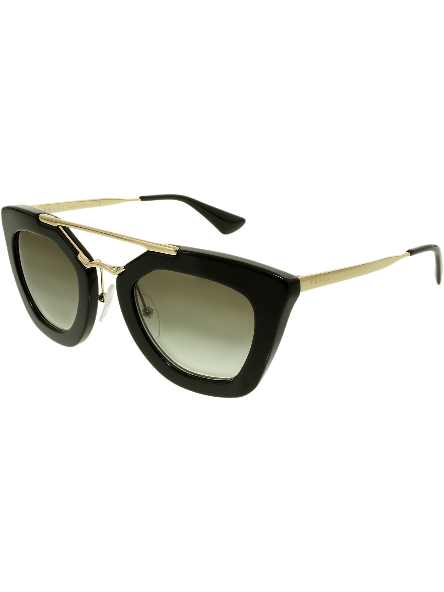 4032817979 ... coupon code for coupon for prada womens gradient pr09qs 1ab0a7 49 black cat  eye sunglasses 5eeaf