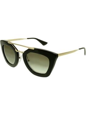 3e67ba1af54b Product Image Prada Women s Gradient PR09QS-1AB0A7-49 Black Cat Eye  Sunglasses