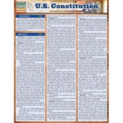 BarCharts 9781423215653 U.S. Constitution Quickstudy Easel