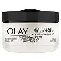 Olay Age Defying Classic Daily Renewal Moisturizing Cream, 2 fl oz