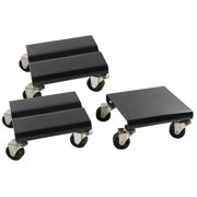 Snowmobile Accessories Dolly Set of 3