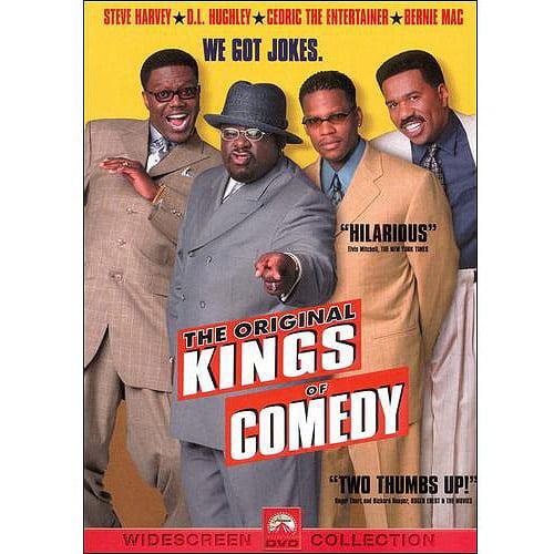 The Original Kings Of Comedy (Widescreen)