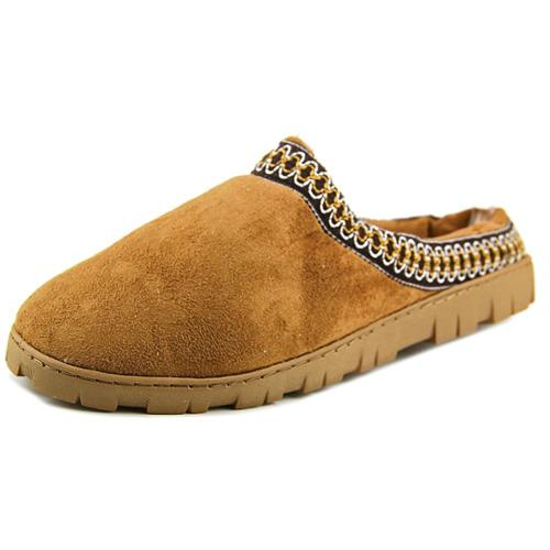 Goldtoe Andrew Men US 9 Tan Slipper