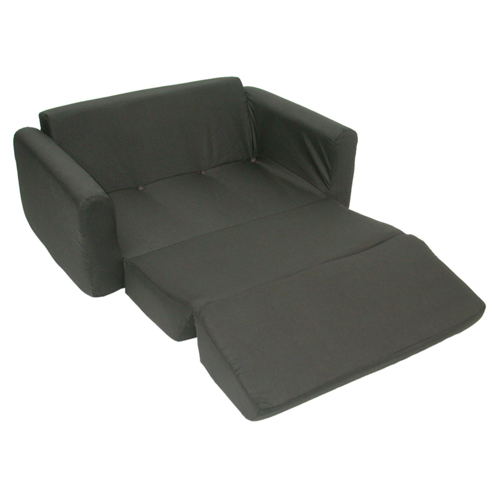 Kids Sofa Sleeper Black Walmartcom