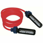 Power Systems 35501 9 ft. PoweRope Jump Rope - Red