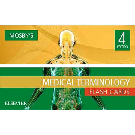 Mosby's Medical Terminology Flash Cards ()