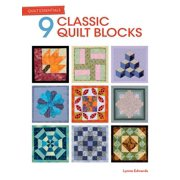 Quilt Essentials - 9 Classic Quilt Blocks - eBook