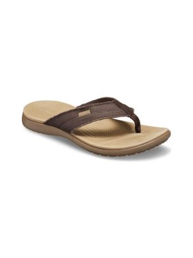 82bebaf89c27f Product Image Crocs Men s Santa Cruz Canvas Flip Flop