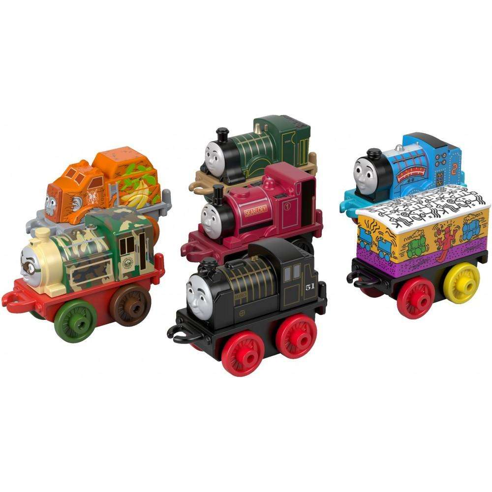 Thomas & Friends MINIS 7 pack - Pack #2