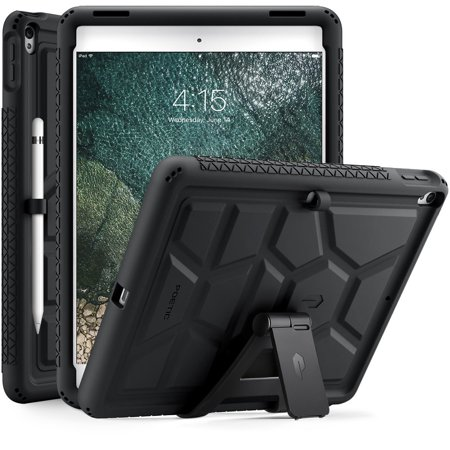Poetic Turtleskin Ipad Pro 10 5 Rugged Case Cover With Heavy Duty Protection Silicone Pencil Holder Sound