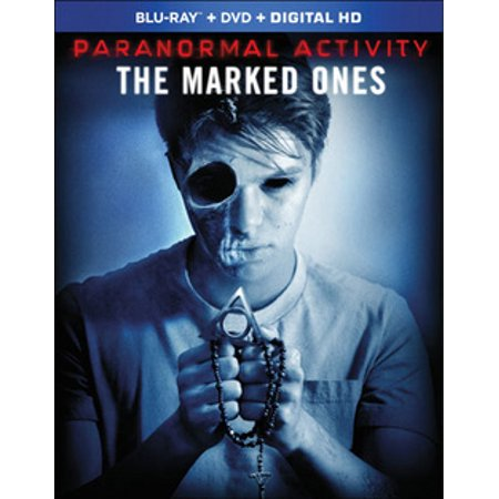 Paranormal Activity: The Marked Ones (Blu-ray)](Paranormal Activity Halloween 2017)