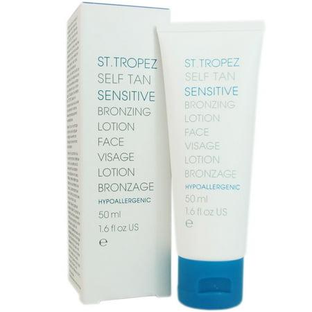 St. Tropez Self Tan Sensitive 1.6 oz Bronzing Face