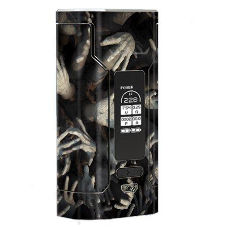 Skin Decal For Wismec Predator 228 Kit Vape / Zombie Hands Dead Trapped Walking](Zombie Hands)